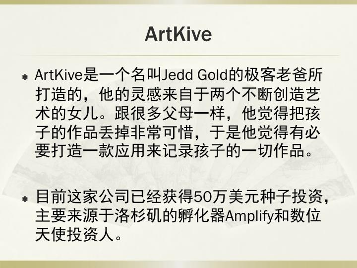 ArtKive