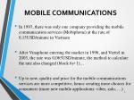 mobile communications1