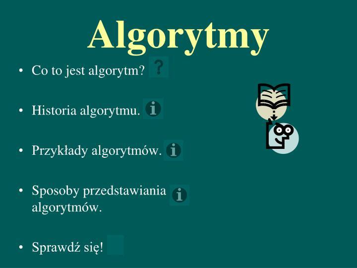 Algorytmy1