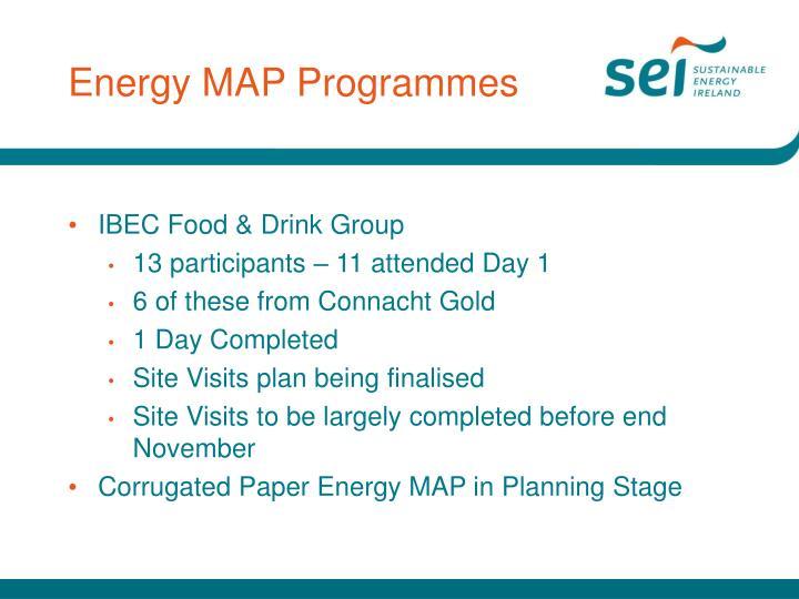 Energy MAP Programmes