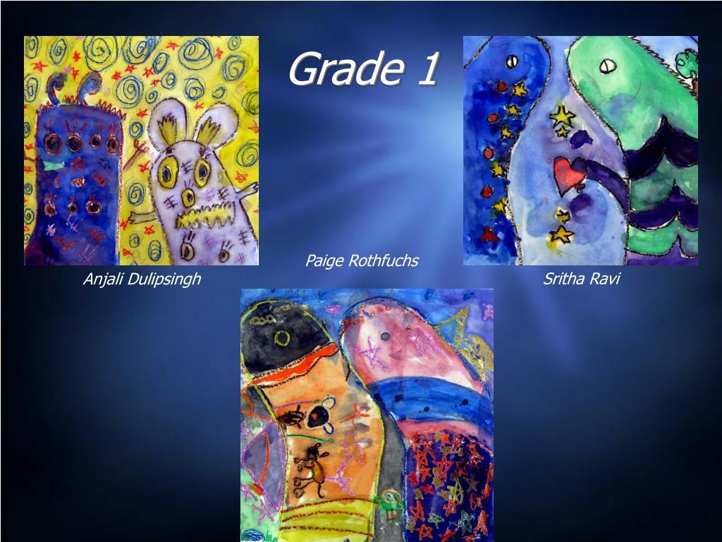 PPT - Grade 5 PowerPoint Presentation - ID:5151751