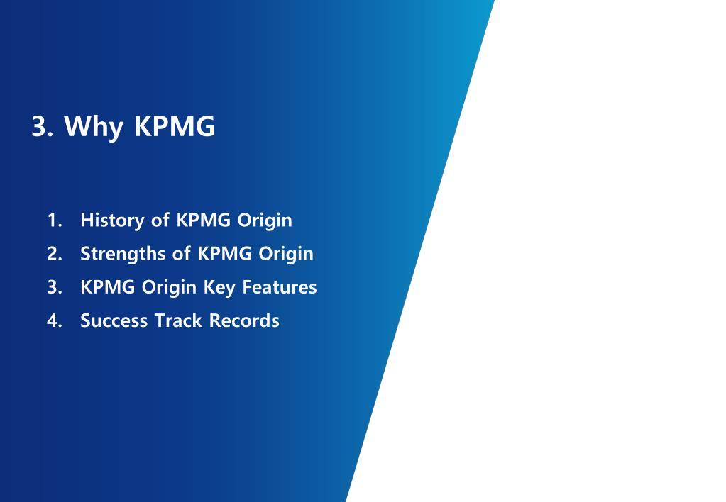 PPT - KPMG Origin Implementation Project Proposal PowerPoint