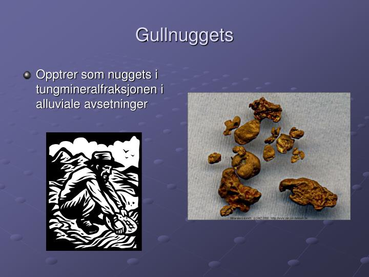 Gullnuggets