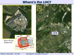 where s the lhc1