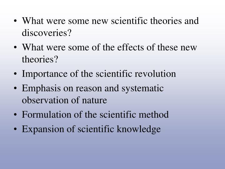 what made the scientific revolution so revolutionary