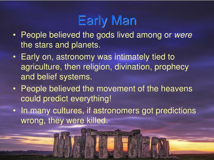 Early man1