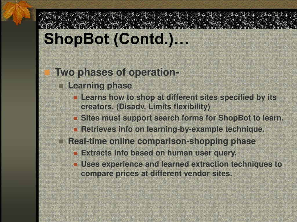 PPT - Autonomous Intelligent Research Robots PowerPoint