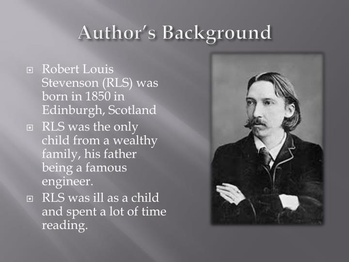 Author s background