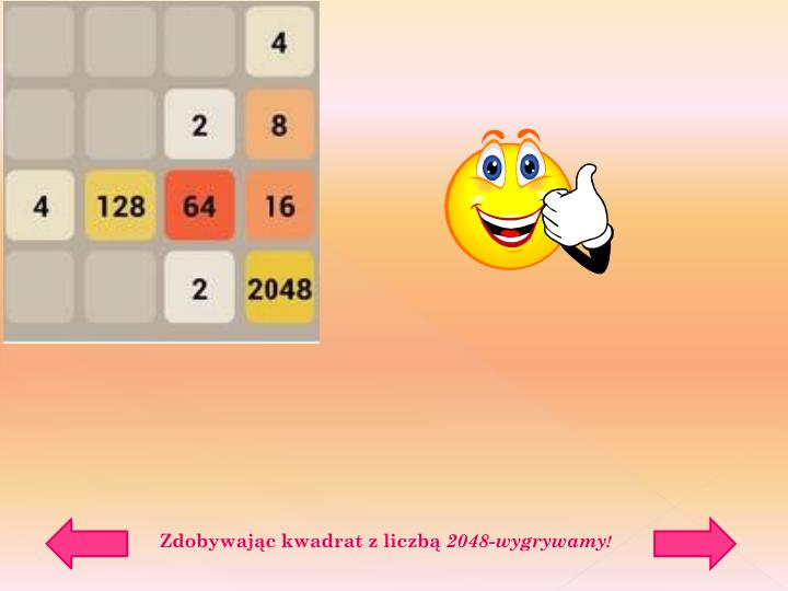 Zdobywając kwadrat z liczbą