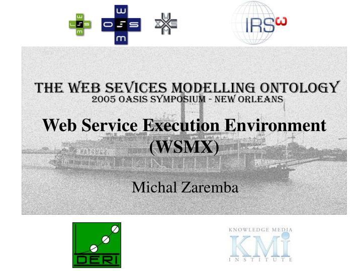 Web Service Execution Environment