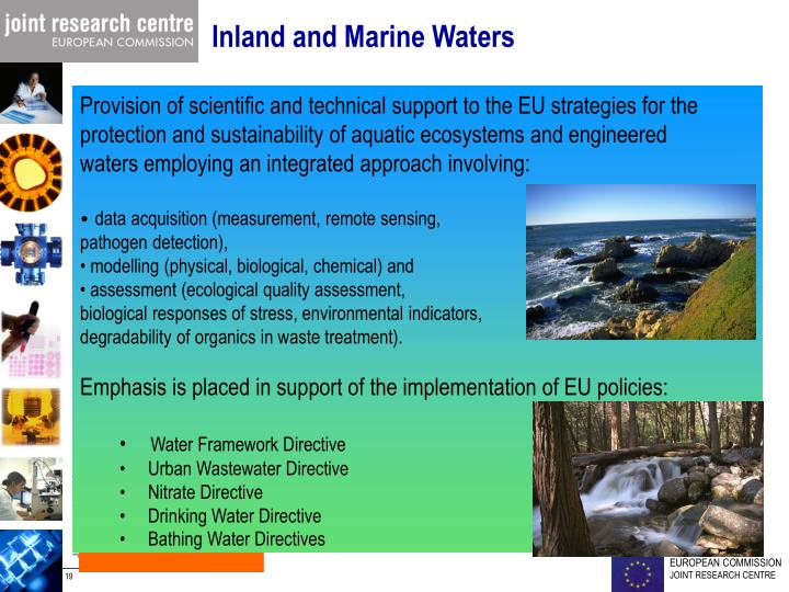Inland and Marine Waters