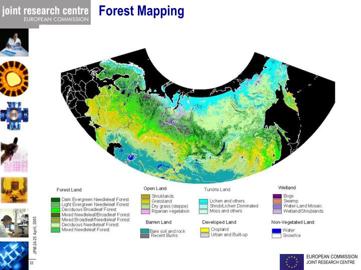 Forest Mapping