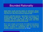 bounded rationality1