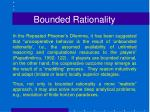 bounded rationality5