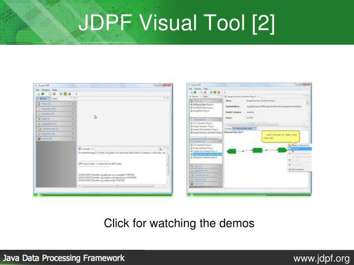 JDPF Visual Tool [2]