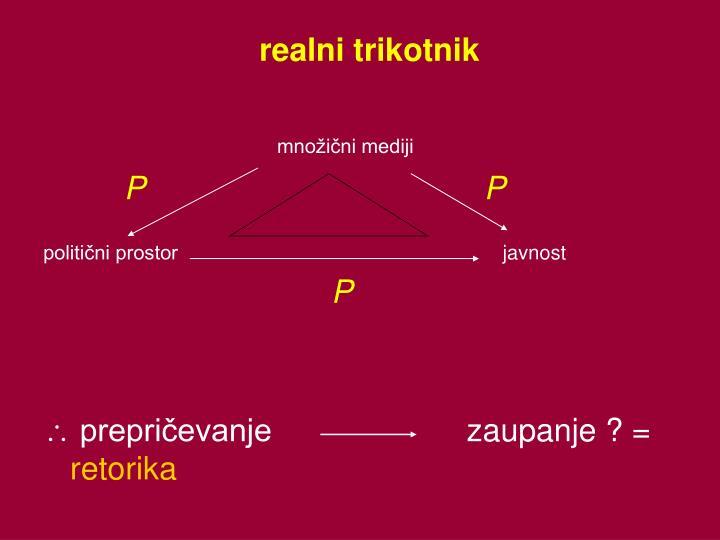 realni trikotnik