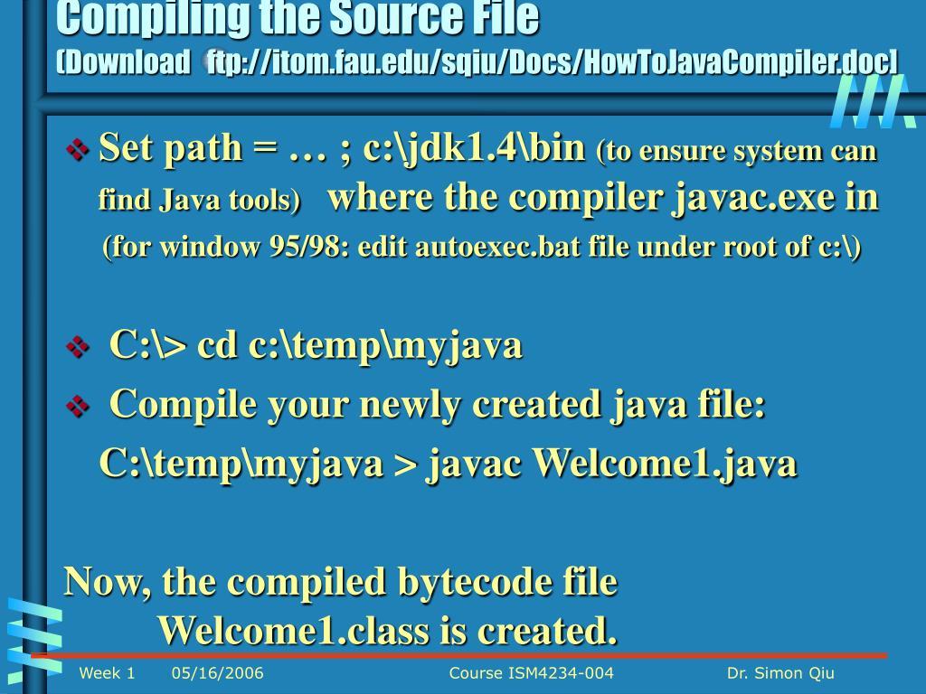PPT - Text Book: Java Program Design 1 5, by James Cohoon & Jack D