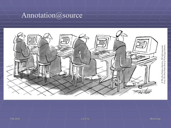 Annotation@source