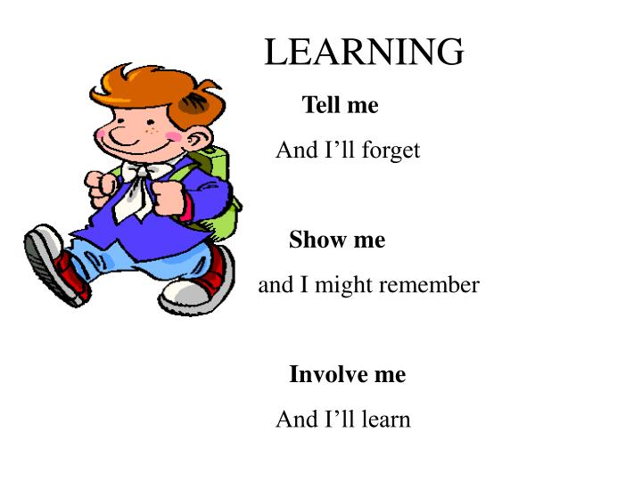 LEARNING