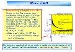 why a vlhc