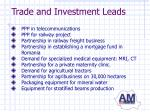trade and investment leads1