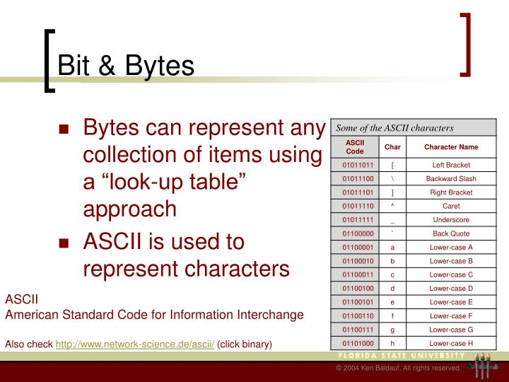 Bit & Bytes