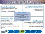 lithium market