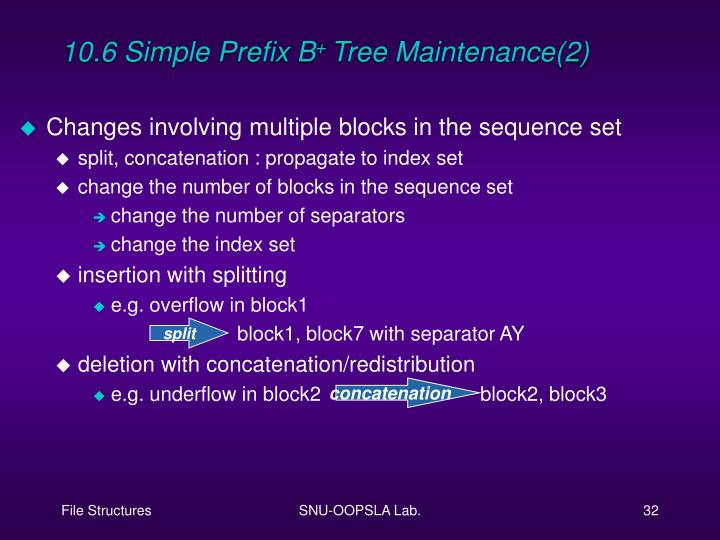 10.6 Simple Prefix B