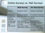 online surveys vs mail surveys1