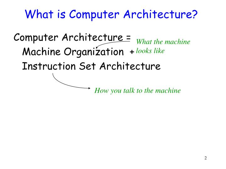 Ppt Instruction Set Architecture Powerpoint Presentation Id5158269
