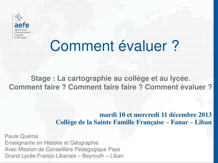 comment valuer n.