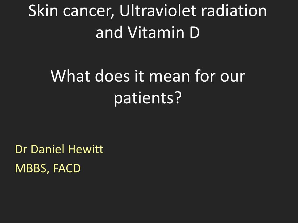 what does radiation mean