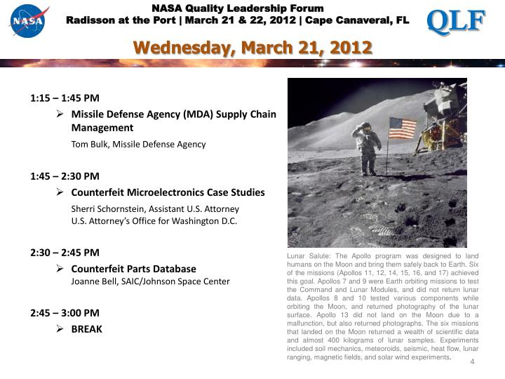 Wednesday, March 21, 2012