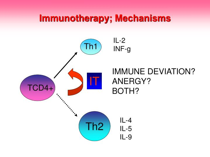 Immunotherapy;