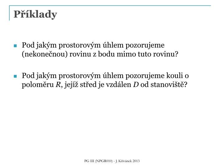 P klady1