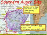 southern auger site