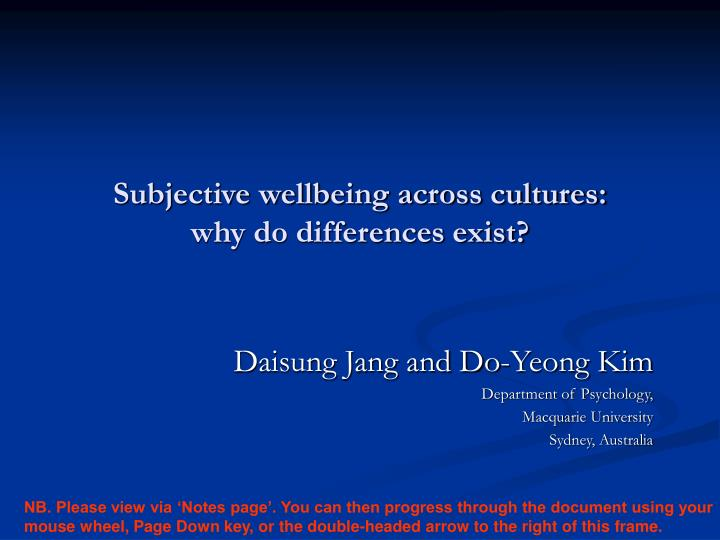 to what extent can different cultures Ethical issues across cultures: knowing the nature and history of the two cultures can different cultures have different rules of conduct and.