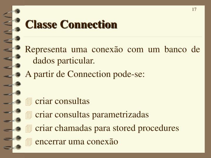 Classe Connection