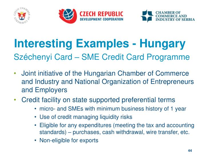 Interesting Examples - Hungary