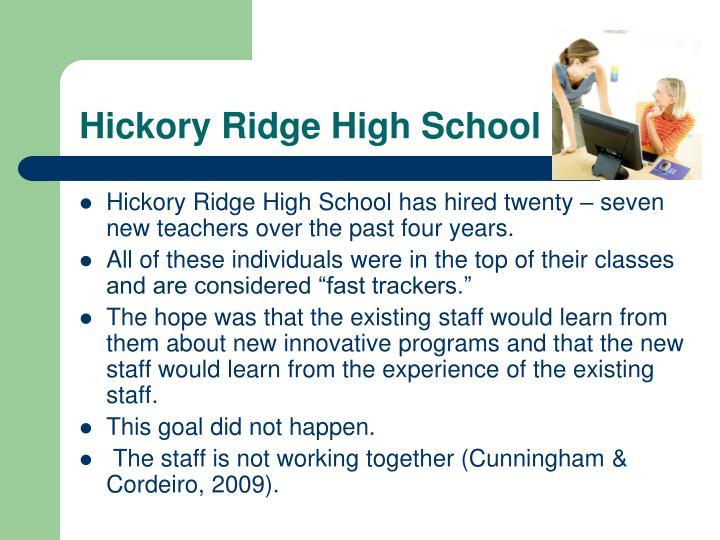 Hickory Ridge High School