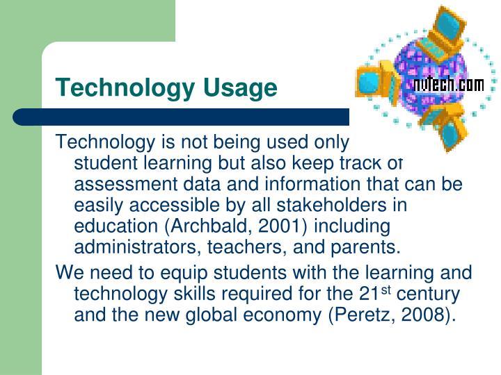 Technology Usage
