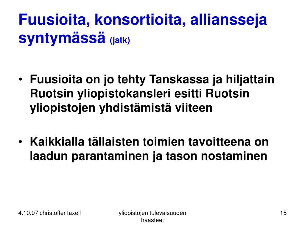 Ikääntyvien yliopiston luentosarjat syksyllä2020