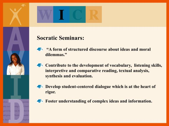Socratic Seminars: