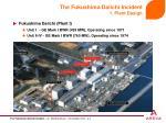 the fukushima daiichi incident 1 plant design