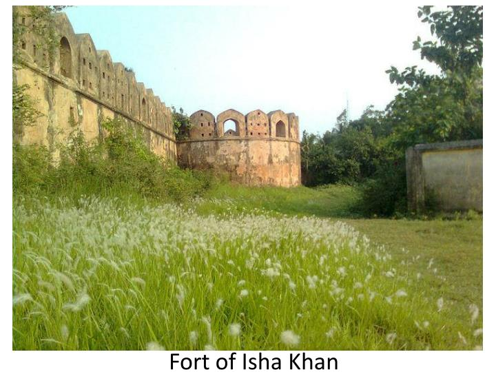 Fort of