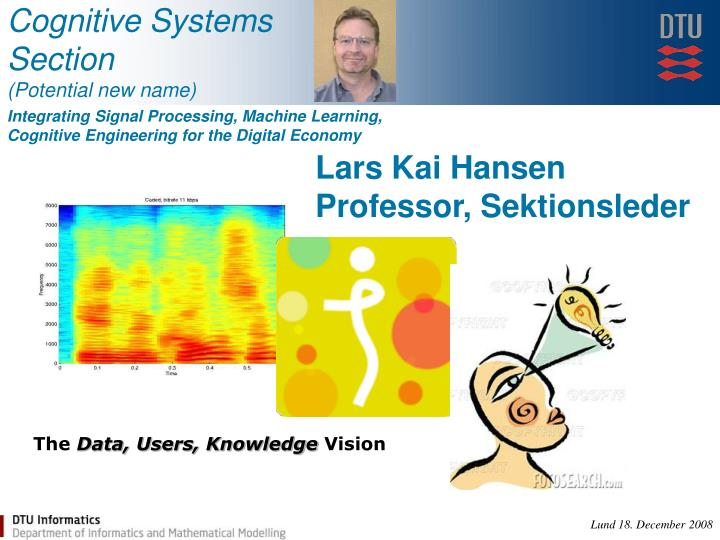Cognitive Systems