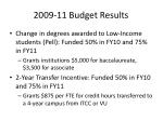 2009 11 budget results1