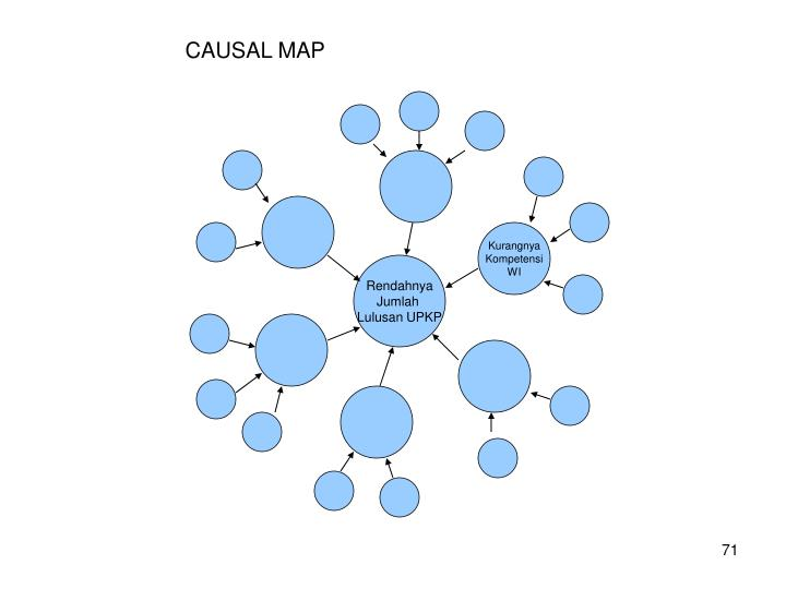 CAUSAL MAP