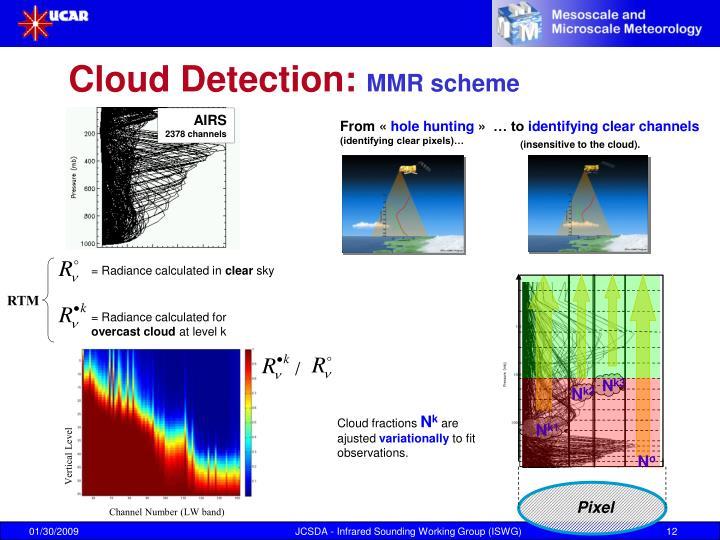 Cloud Detection: