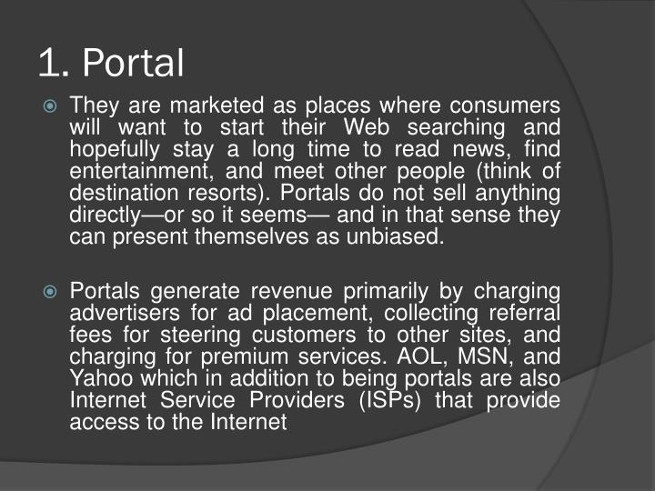 1. Portal